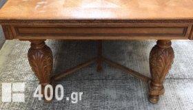 Πωλείται  Σετ Τραπεζαρία Σερβάν Καθρέπτης οκτώ καρεκλες