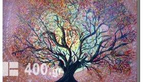 Πίνακες ζωγραφικής-Το Δέντρο 65Χ95 εκ.