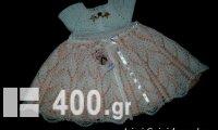 μοντέρνα Παιδικά πλεκτα φορεματα