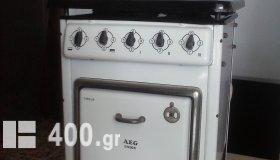Ηλεκτρική Κουζίνα AEG Union Wien 3