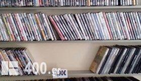 DVD Ταινιών προς πώληση.