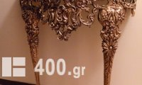 Εταζέρα χώλ με καθρέπτη αντίκα 120 χρόνων.
