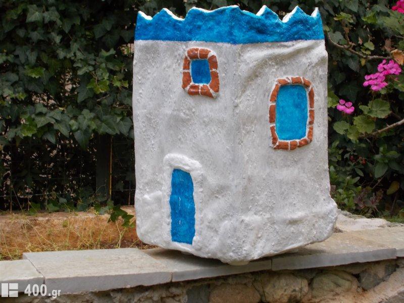 Γλάστρες Τσιμεντένιες καστρο