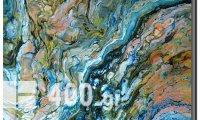 Ψηφιακή εκτύπωση Νο 29--επεξεργασία χειρός με ειδικό Glaze φινίρισμα