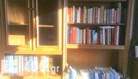 Βιβλιοθηκη κλασικη, ξυλινη