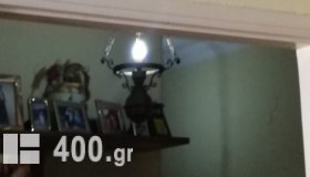 Πωλούνται μπρούτζινα φωτιστικά και μπρούτζινα αντικείμενα αντίκες