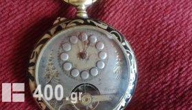 Hebdomas 8days Pocket Watch.