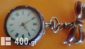 Γυναικείο ρολόι καρφίτσα 110 ετών
