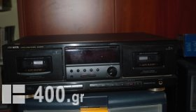 DECK STEREO CASSETTE  AIWA AD -WX727