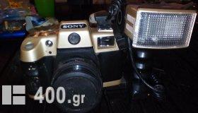 Φωτογραφικη μηχανη sony