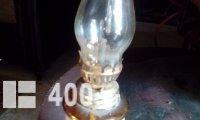 LAMPA APO KRISTALO TOY 1930
